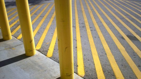 Les poteaux en béton, une solution économique